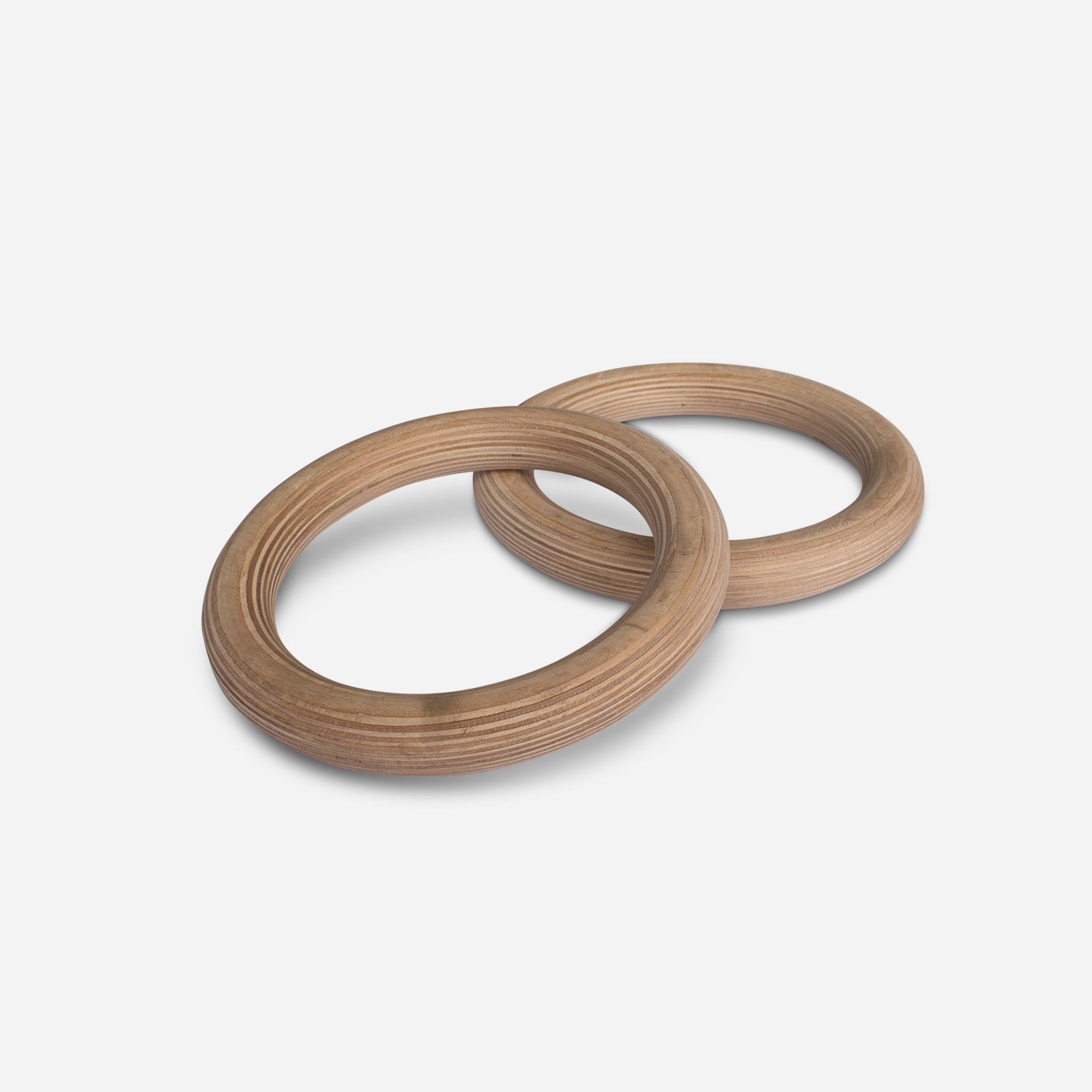 Wooden Gymnastics Rings image