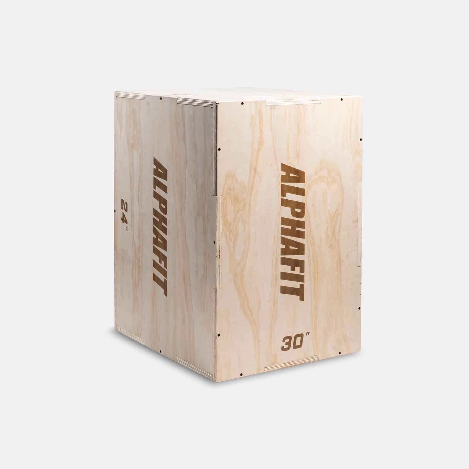 3 in 1 Timber Plyometric Box image