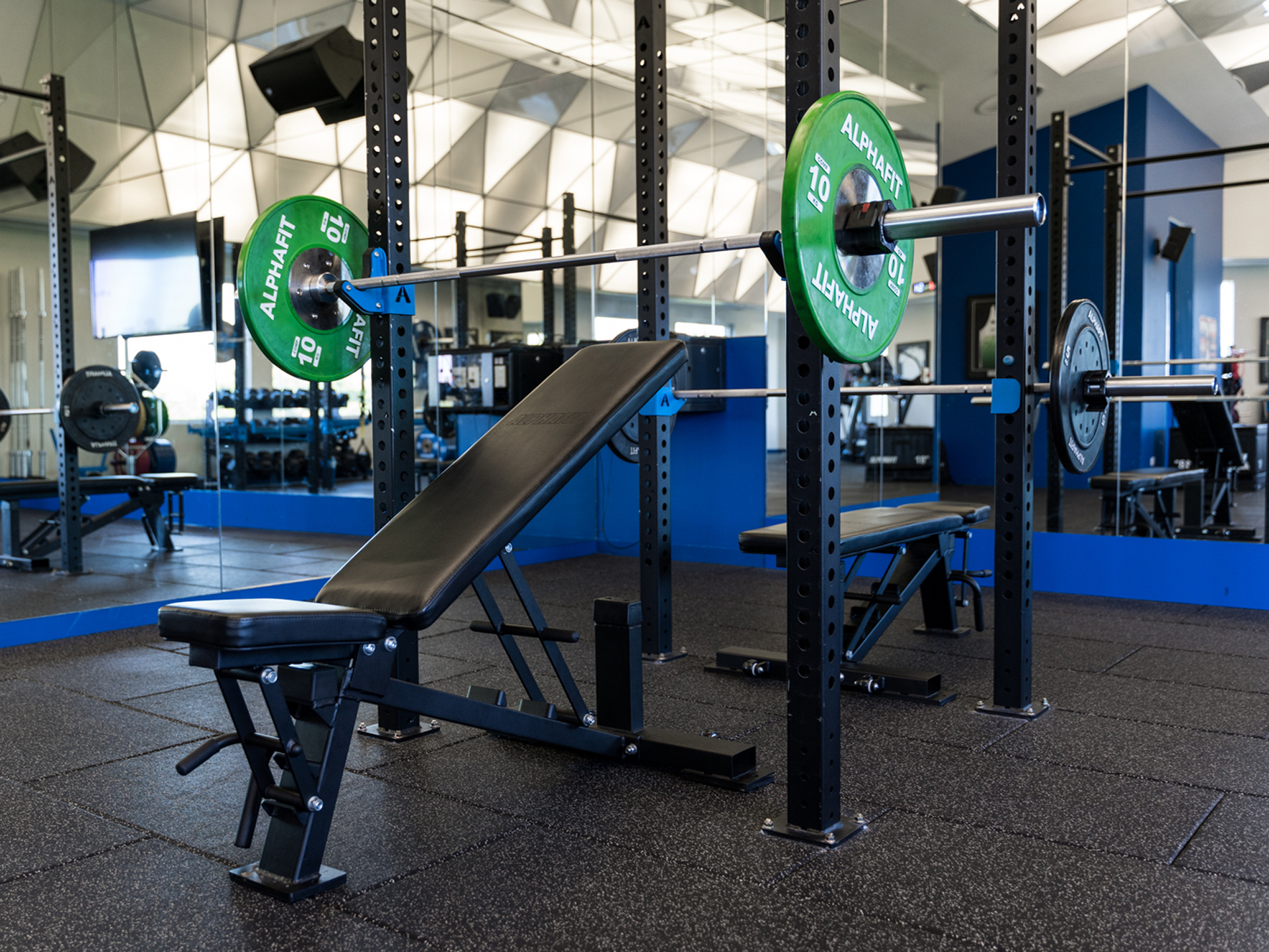 RACV Royal Pines Resort Gym Fitout