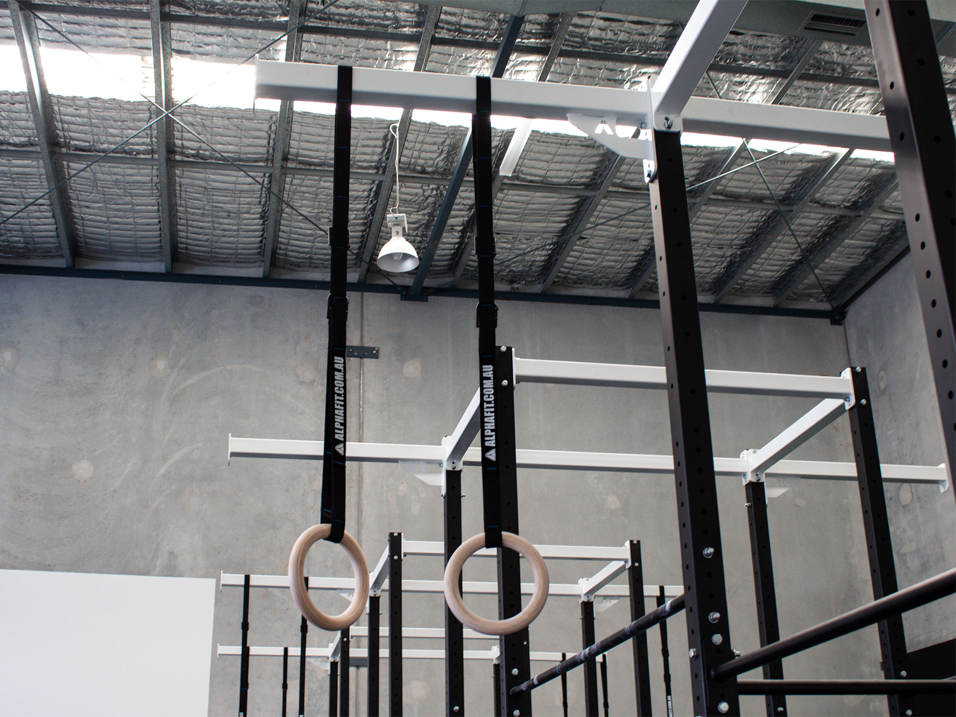 Electric Fitness CrossFit Affiliate Gym Fitout