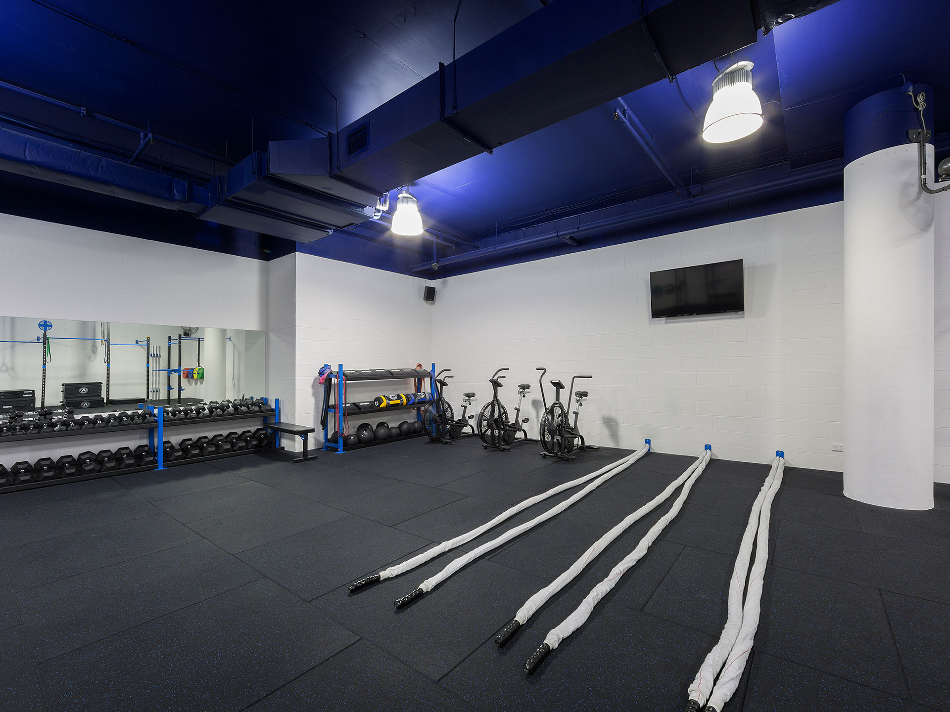 Form Fitness Strength and Conditioning Gym Fitout