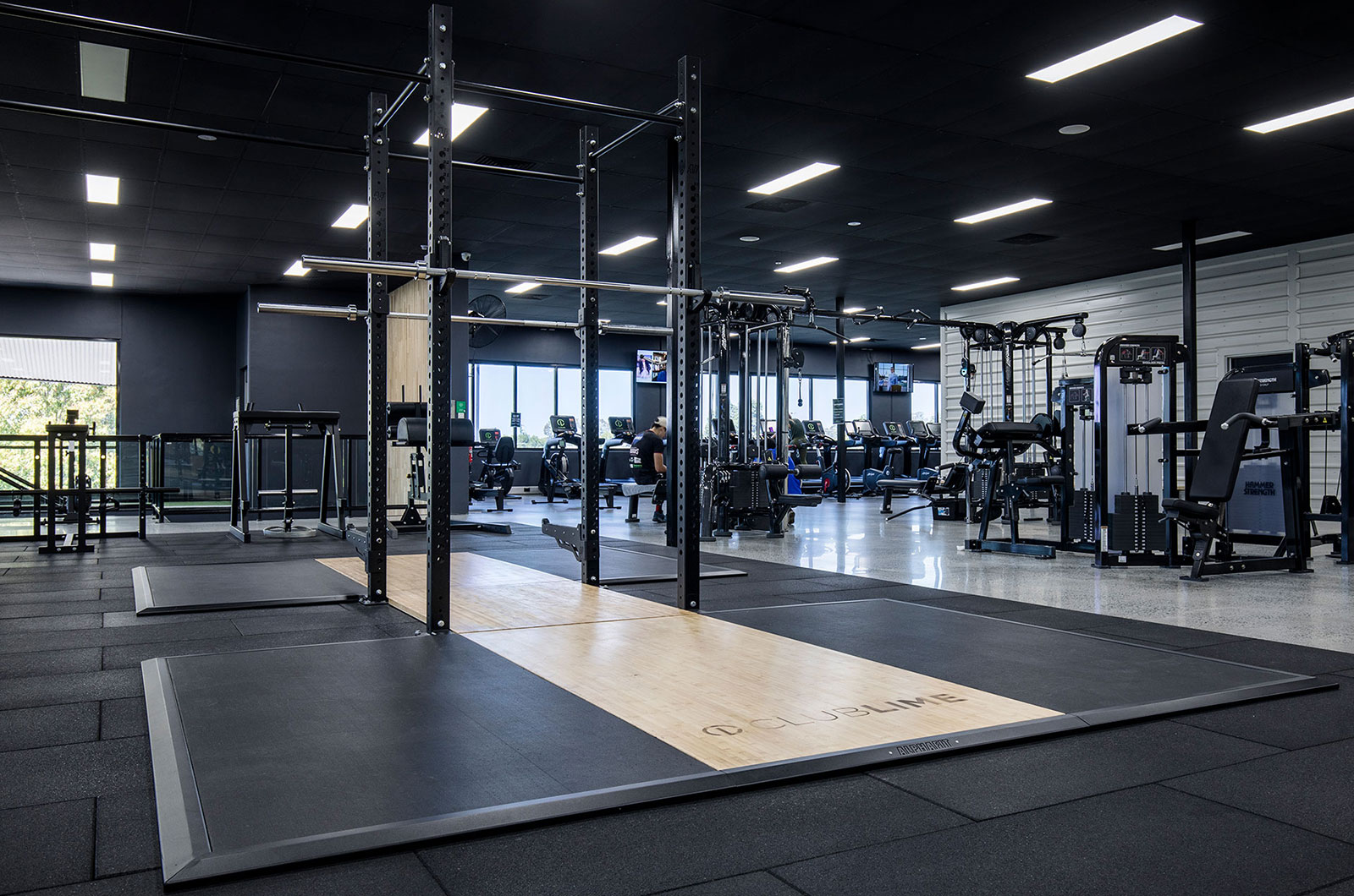 ALPHAFIT EQUIPPED FACILITIES