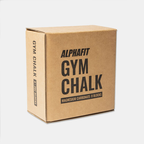 Chalk Box of 8 Blocks