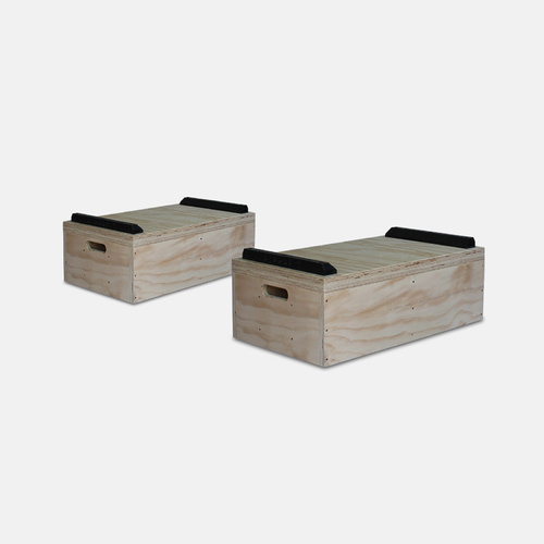 Jerk Block Timber - 300mm